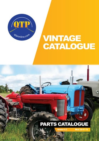3 vintage web by Quality Tractor Parts - issuu
