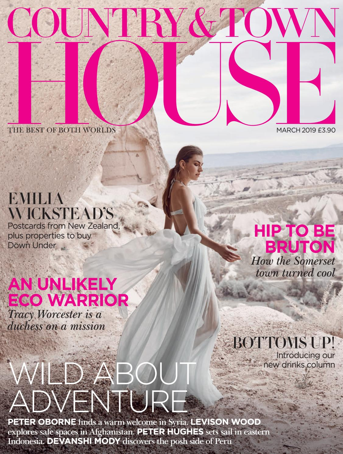 ee0630f601 Country   Town House - March 2019 by Country   Town House Magazine ...
