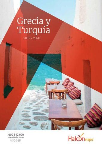 7faff00a6 Halcón Viajes. Grecia y Turquía 2019-2020 by Globalia - issuu
