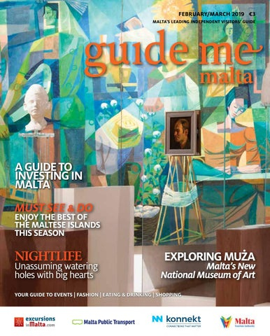 0d1688ee8b648 Guide Me Malta by Content House Group - issuu