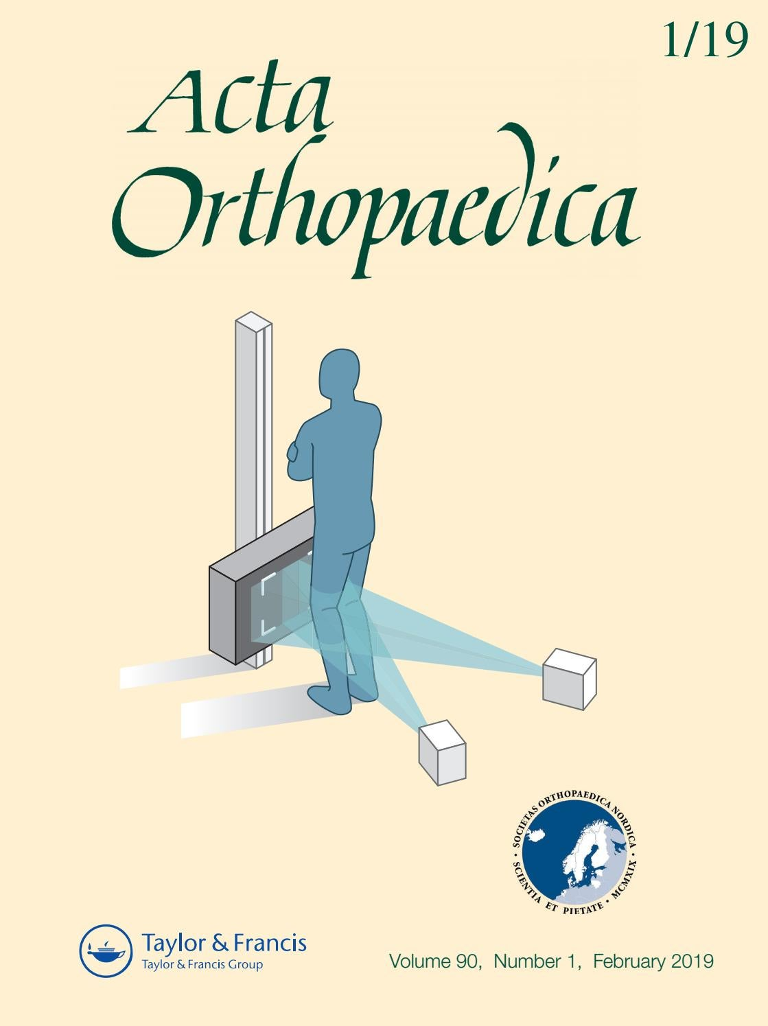 Acta Orthopaedica Vol 90 Issue 1 February 2019 By Acta Issuu