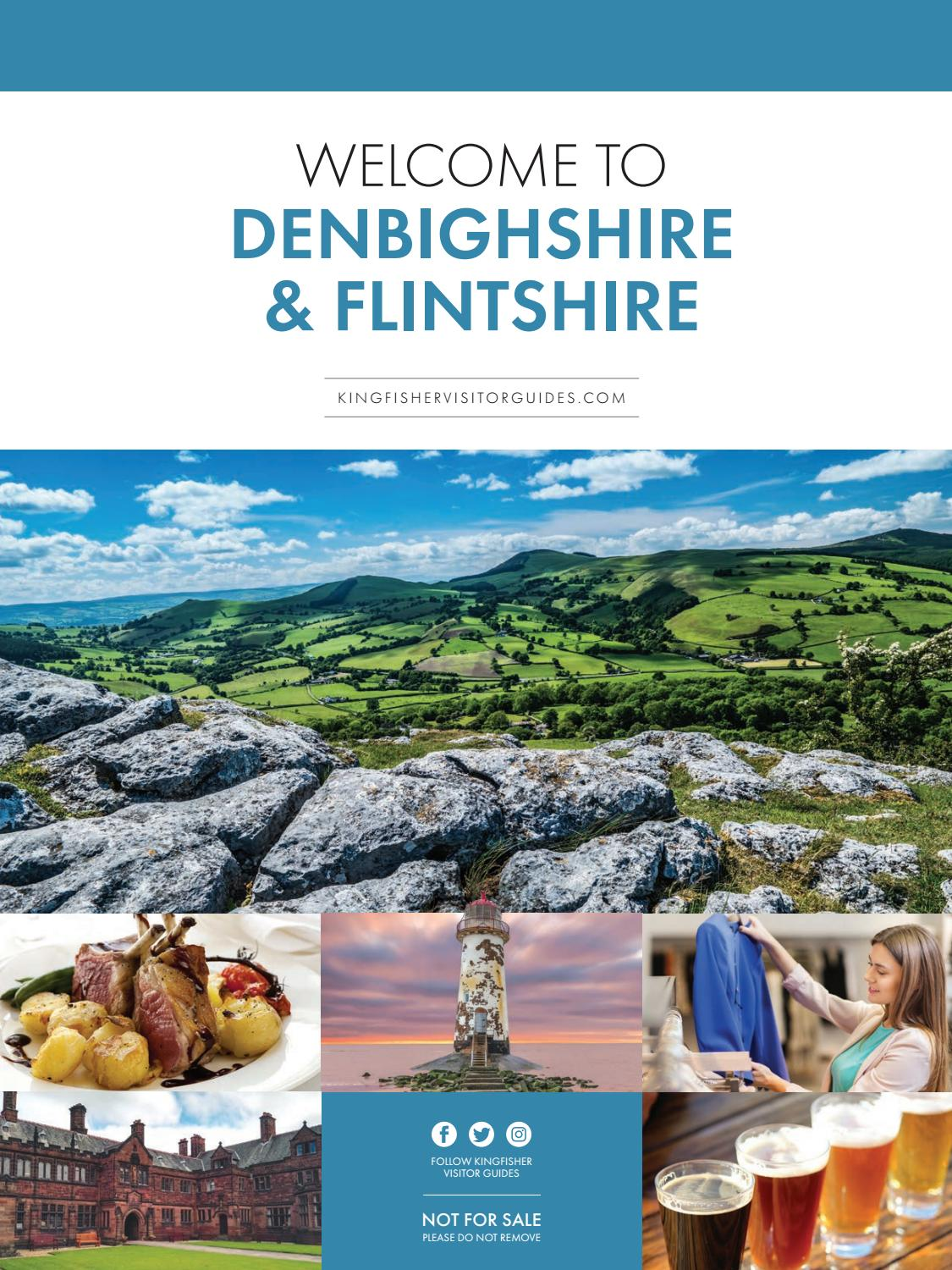 Welcome to Denbighshire & Flintshire by Kingfisher Visitor