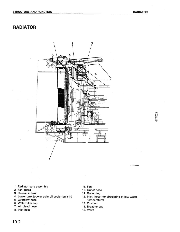 komatsu d275a 2 sn10001 up full service repair manual