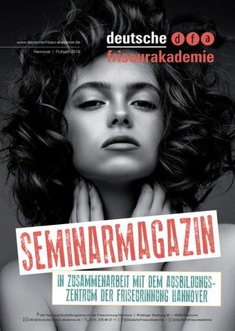 Dfa Seminarmagazin Hannover Frühjahr 2019 By Deutsche