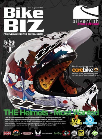 3a2b1794a BikeBiz January 2009 by Biz Media Ltd - issuu