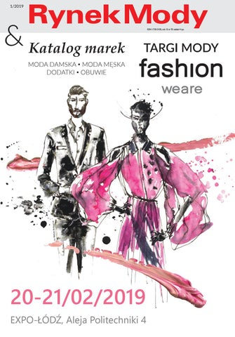 ff5afd03b Katalog marek 10. edycja Targów Fashionweare B2B by Gajos Fashion ...