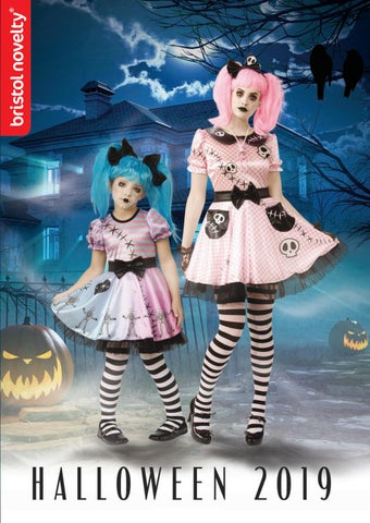 3e13dbd4e Bristol Novelty Halloween Catalogue 2019 by Max Publishing - issuu