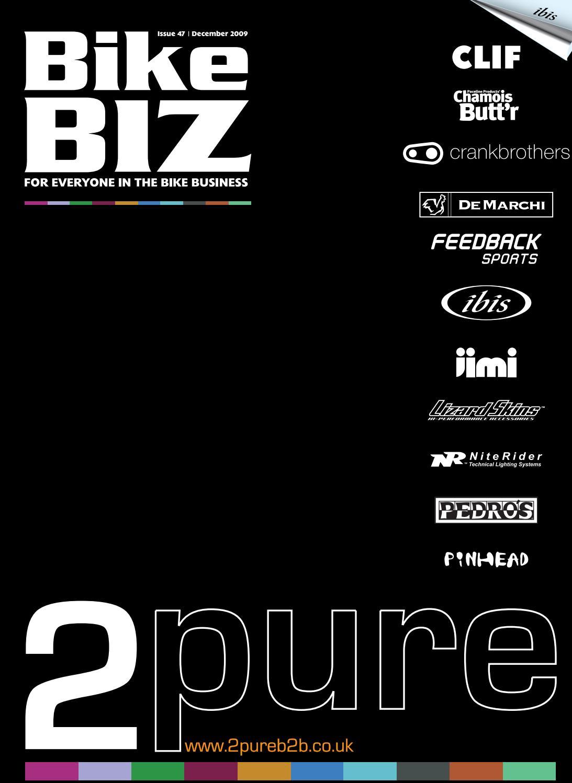 f0f1aa0a17 BikeBiz December 2009 by Biz Media Ltd - issuu