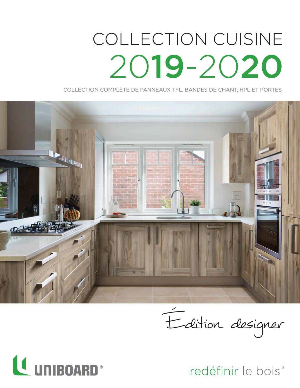 Couleur De Cuisine Tendance 2015 collection cuisine 2019 - 2020uniboard - issuu