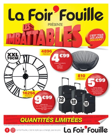 Catalogue 1905 A By La Foirfouille Issuu