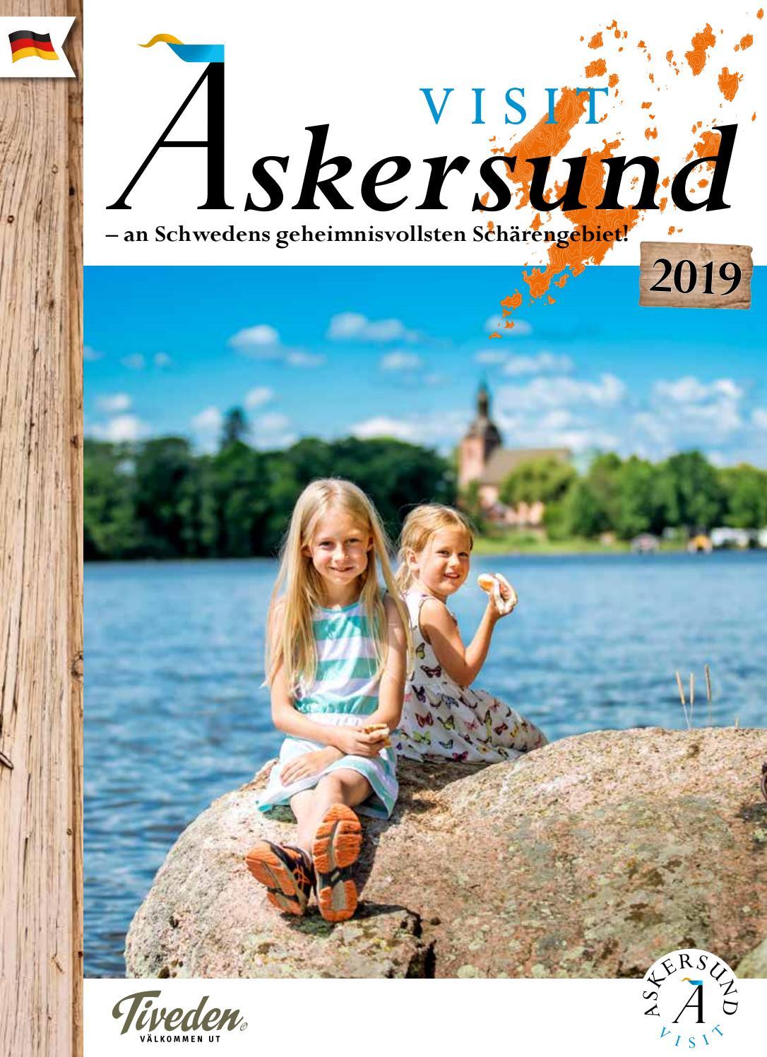 a00ec85602f6d8 Touristbroschure 2019 Die Kommune Askersund by Bild & Kultur AB - issuu