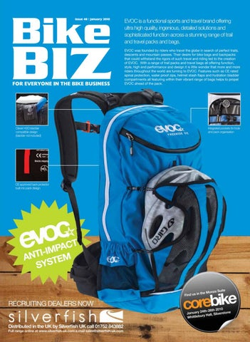 5c39f70c504 BikeBiz January 2010 by Biz Media Ltd - issuu