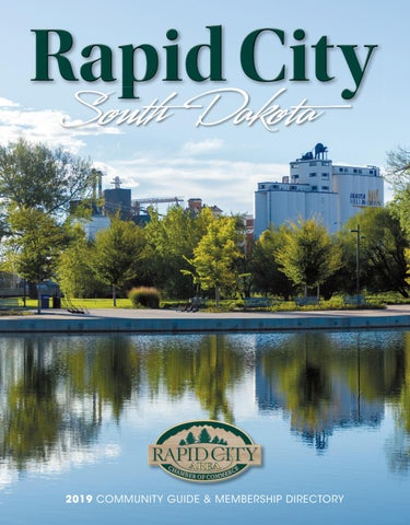 Rapid City SD Digital Magazine - Town Square Publications