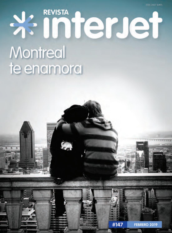 2019 Interjet By Issuu Revista Febrero FcK1TlJ