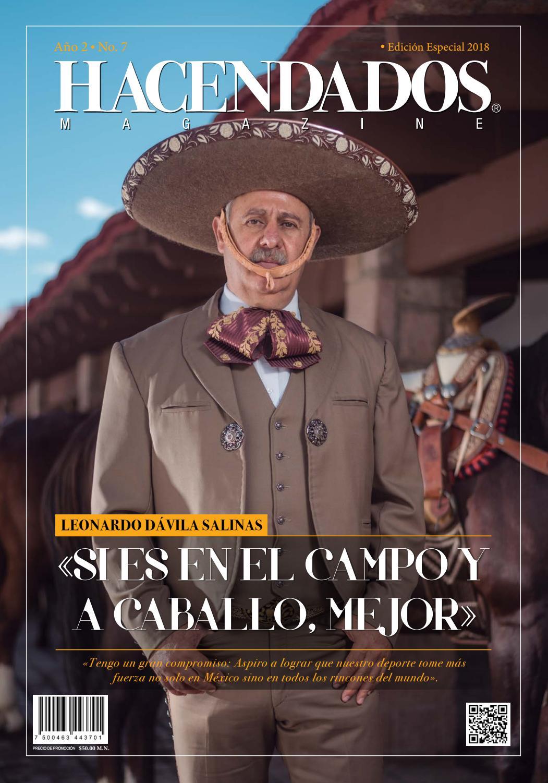 HACENDADOS MAGAZINE - SI ES EN EL CAMPO Y A CABALLO 281941baed8