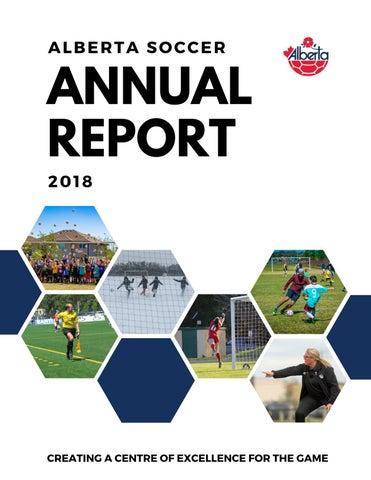 eeabac51dcc 2018 Alberta Soccer Annual Report by Alberta Soccer - issuu