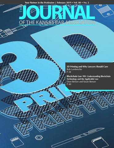 February 2019 Journal by Kansas Bar Association - issuu