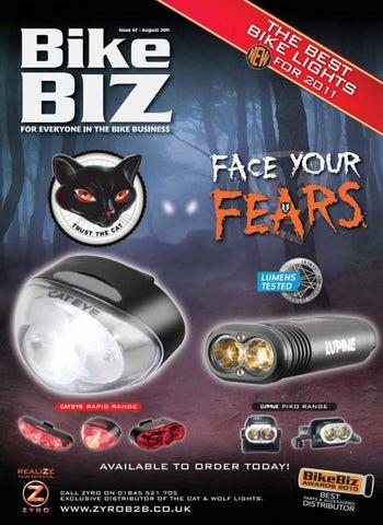 BikeBiz August 2011 by Biz Media Ltd - issuu f73e86c8f