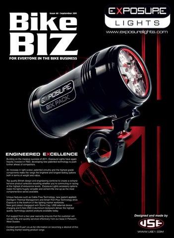 BikeBiz September 2011 by Biz Media Ltd - issuu