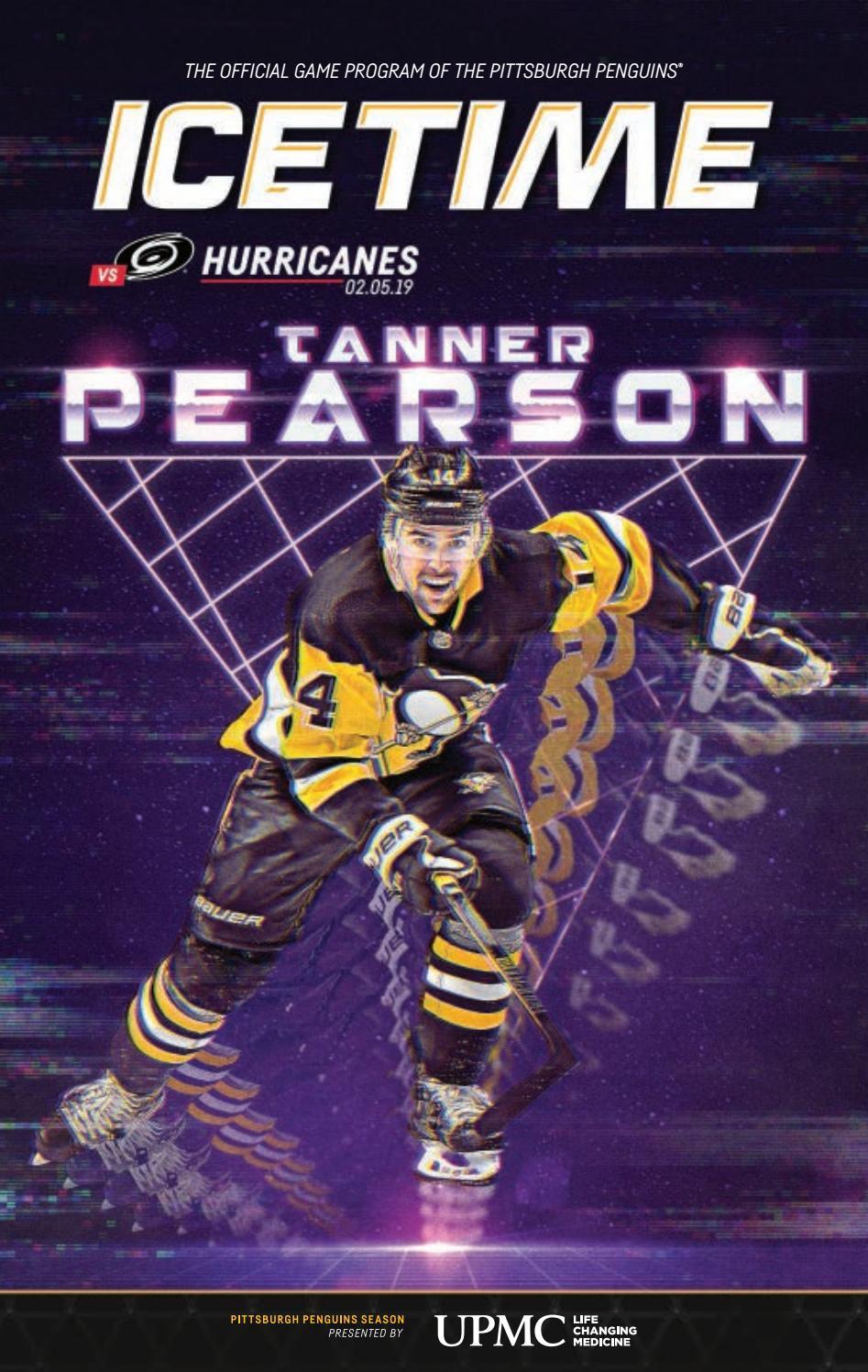 81293ea9 IceTime - Game 27 vs. Carolina Hurricanes by Pittsburgh Penguins - issuu