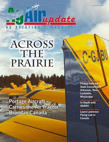 February 2019 - International Edition in English by AgAir