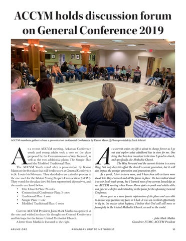 Page 11 of ACCYM holds discussion forum on General Conference 2019