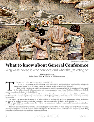 Page 12 of What to know about General Conference