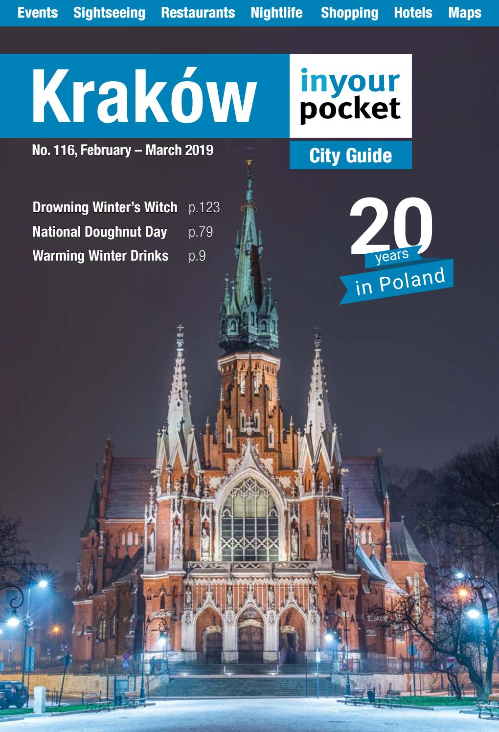 9a347edd8c Krakow In Your Pocket - February - March 2019 by Poland In Your Pocket -  issuu