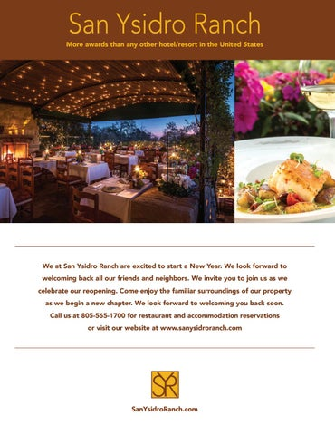 Page 50 of Edible Santa Barbara Wedding Guide