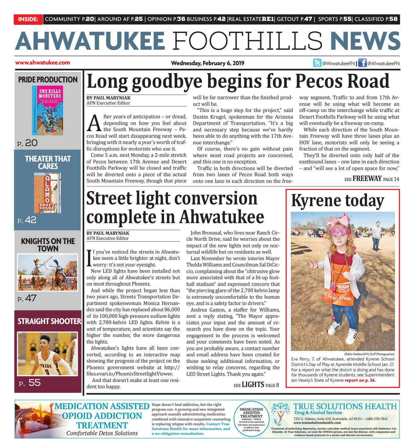 9a707b33b43d Ahwatukee Foothills News - February 6