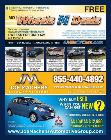 Wheels N Deals Issue 40g By Maximum Media Inc Issuu