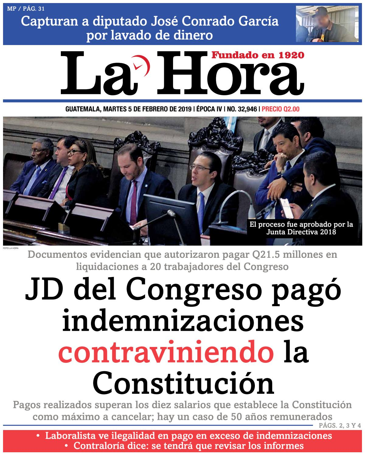 La Hora 05-02-2019 by La Hora - issuu cd86ab5735b