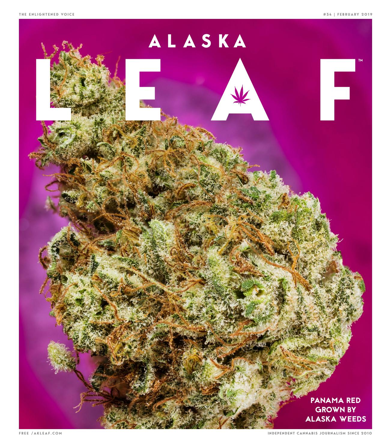 Feb  2019 — Alaska Leaf by Northwest Leaf / Oregon Leaf