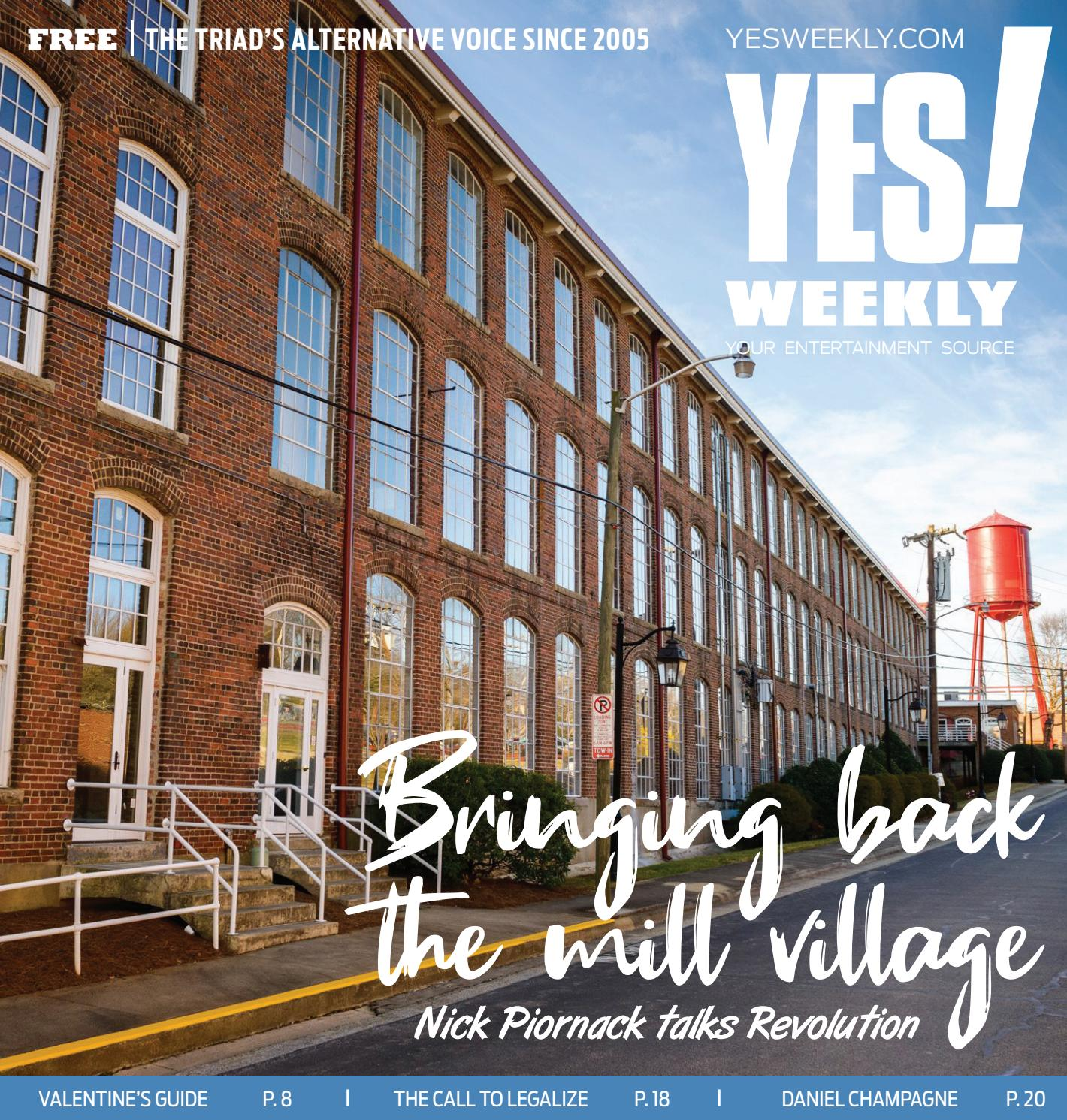 YES! Weekly - February 6, 2019 by YES! Weekly - issuu