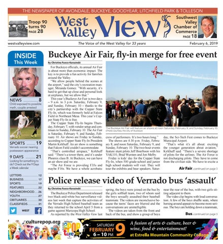 fc6c68fc4a0f West Valley View  West 02-06-2019 by Times Media Group - issuu
