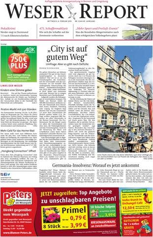 Weser Report Links der Weser vom 06.02.2019 by KPS