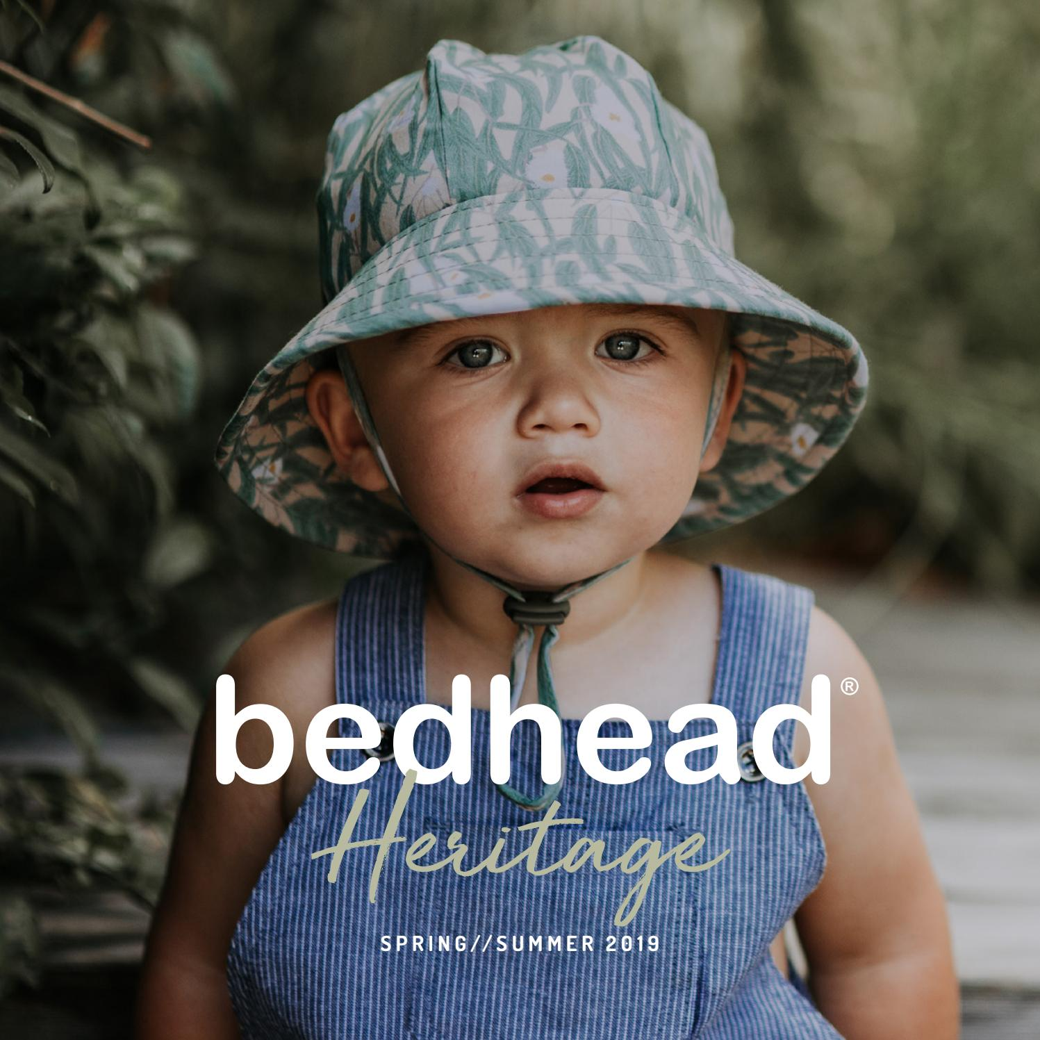 Bedhead Hats - Heritage Collection - Spring 2019 by Bedhead