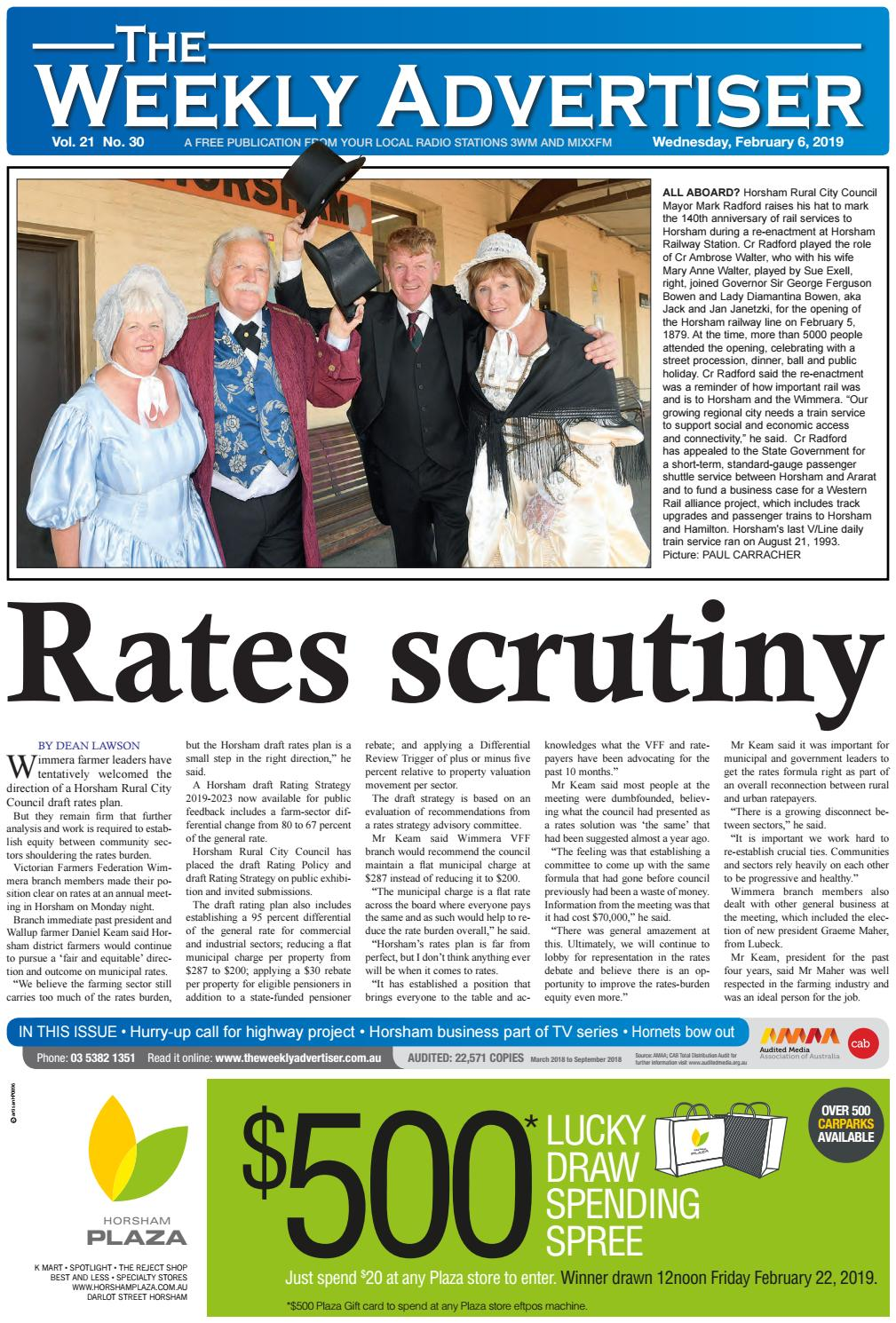 7e2310eba153 The Weekly Advertiser - Wednesday