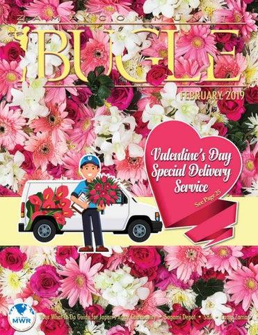 400b6ece3bf6 February 2019 Bugle by Camp Zama MWR Marketing - issuu