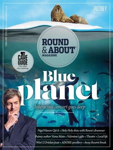 Round & About Magazine: Putney - February 2019 by Round