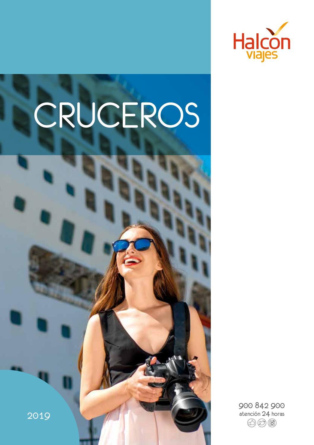 Cruceros 2018-19 -HV by Globalia - issuu 9e9ae896d0d