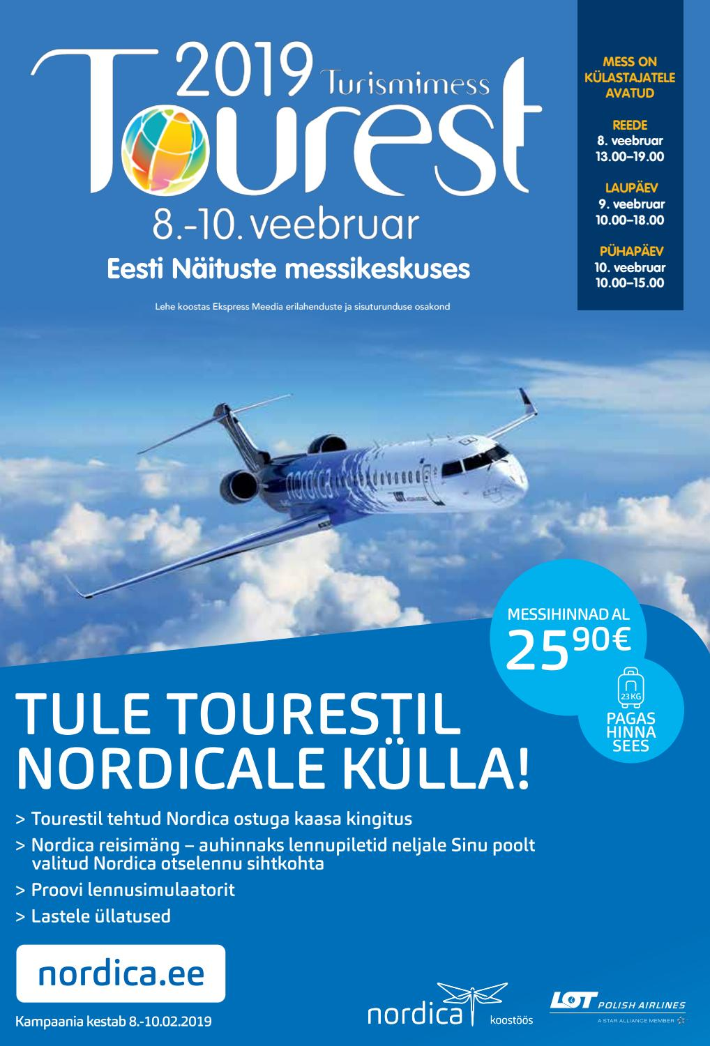 3d319d5c0de Tourest 2019 (veebruar 2019) by AS Ekspress Meedia - issuu
