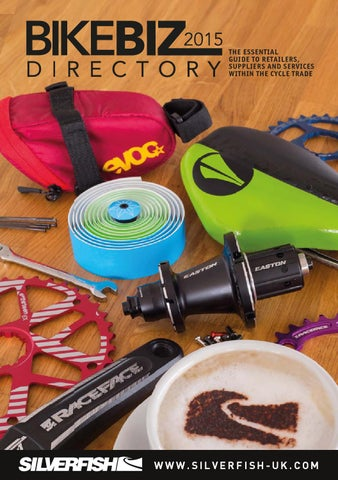 da903d3aeb5b BikeBiz Directory 2015 by Biz Media Ltd - issuu
