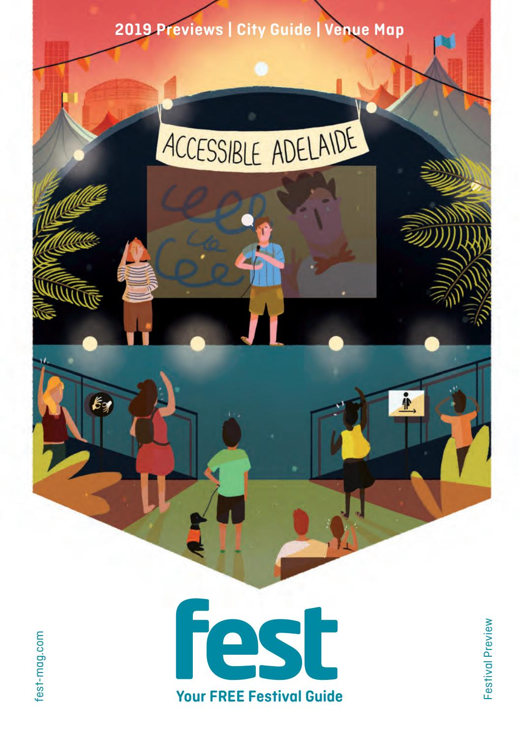 Fest Adelaide 2019 Preview Issue by Fest Magazine - issuu