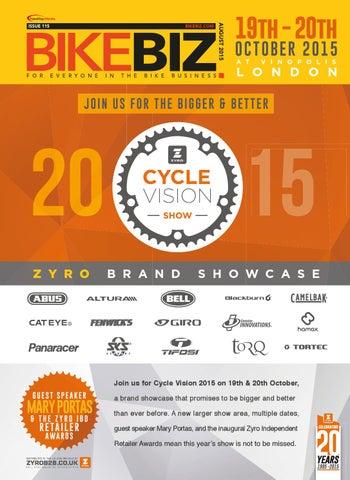 BikeBiz August 2015 by Biz Media Ltd - issuu eab1b99b4