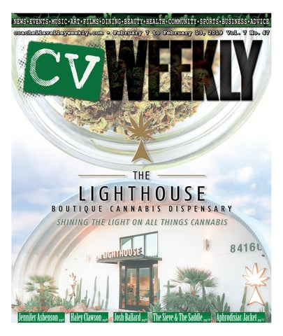 Coachella Valley Weekly - February 7 to February 13, 2019