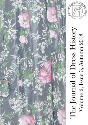 094daa1b4a54 The Journal of Dress History, Volume 2, Issue 3, Autumn 2018 by The ...