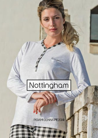 a8209bdb917d Nottingham Pigiami Donna PE 19 by Oggiweb Srl - issuu