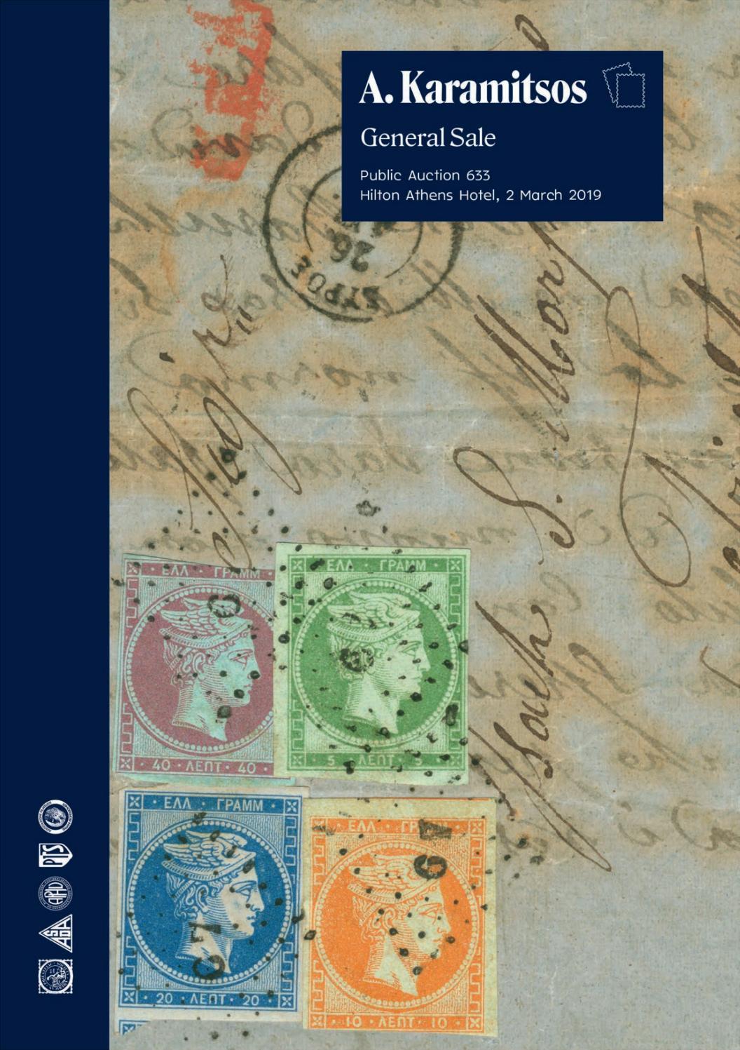 939646883 Public Auction 633 by A. Karamitsos - issuu