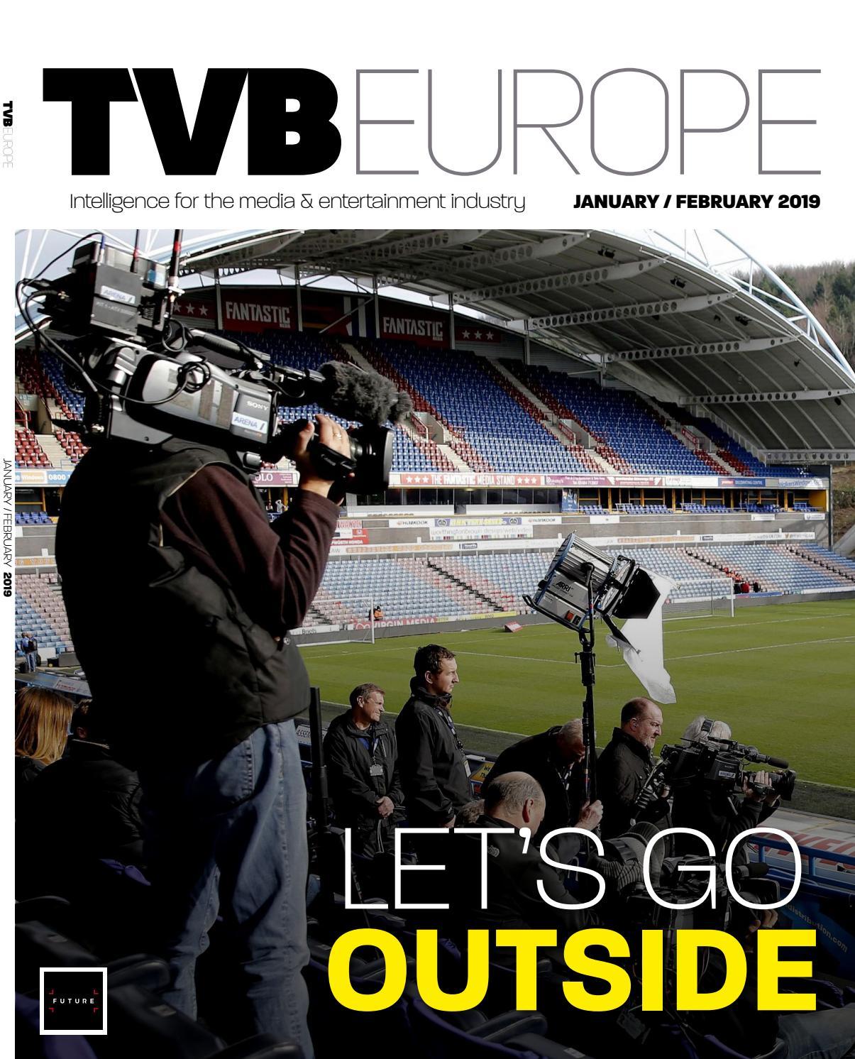 TVB Europe January / February 2019 by Future PLC - issuu